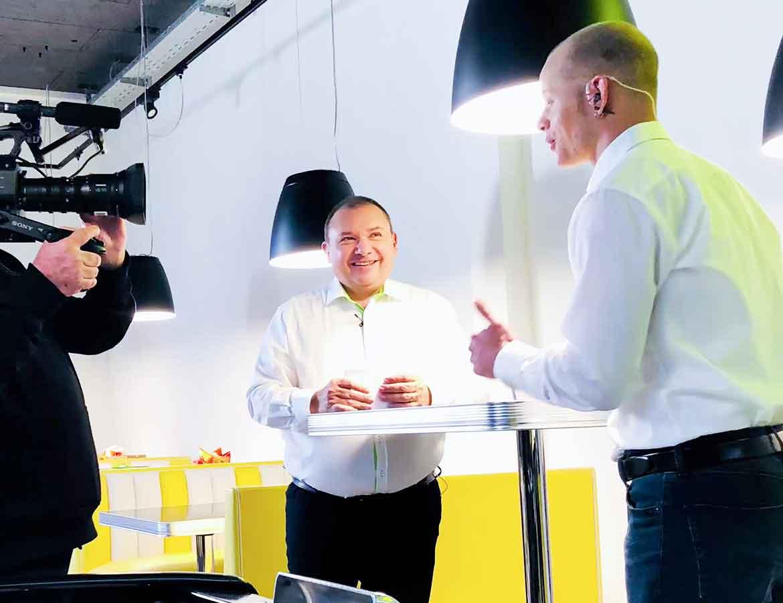 ONLINE Forum für Elektrofachleute 2020 - behind the scenes